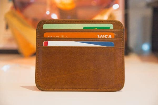 Credit cards are part of getting a bank account for expats
